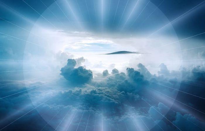 Cum arata Raiul, conform textului rostit de preot in timpul inmormantarii?